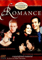 Masterpiece Theatre Collection: Romance Movie