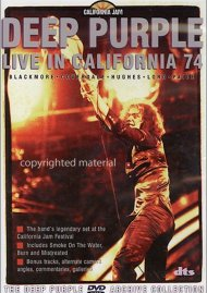 Deep Purple: Live In California 74 Movie