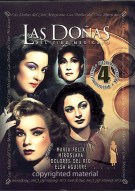 Las Donas Del Cine Mexicano (4 Pack) Movie