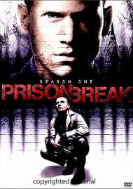 Prison Break: Season 1 (Repackage) Movie