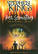 Pet Sematary: Special Collectors Edition Movie