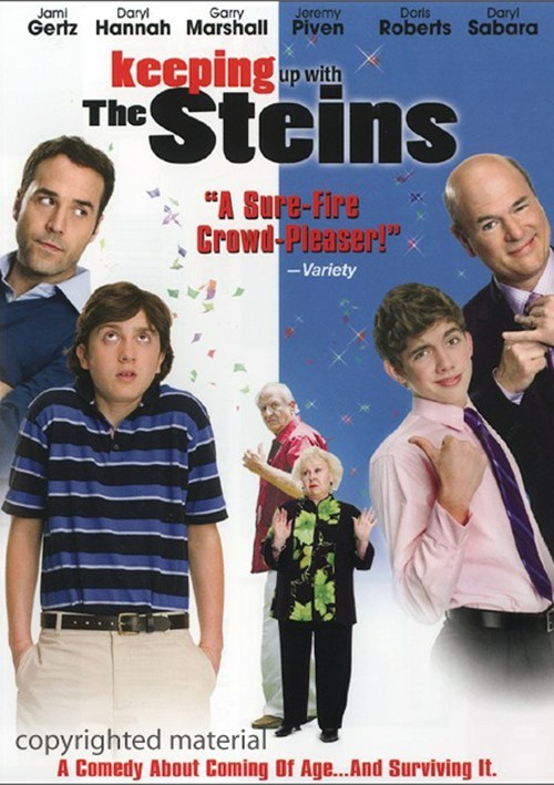 Keeping Up With The Steins Movie