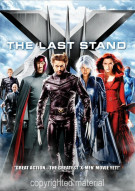X-Men: The Last Stand (Widescreen) Movie