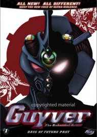Guyver: Volume 1 Movie