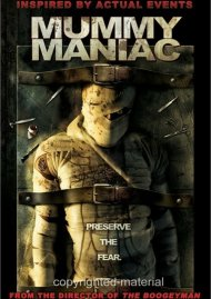 Mummy Maniac Movie
