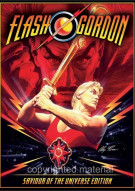 Flash Gordon: Saviour Of The Universe Edition Movie