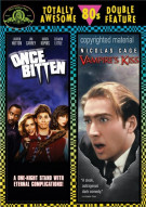 Once Bitten / Vampires Kiss (Double Feature) Movie