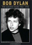 Bob Dylan: The Golden Years 1962-1978 Movie