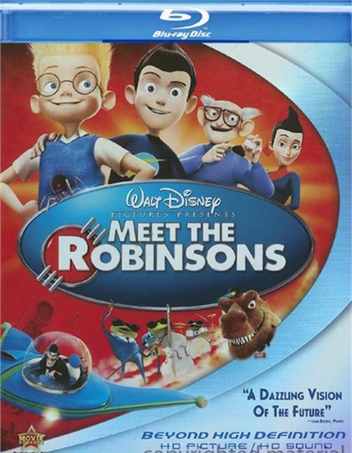 meet the robinsons widescreen