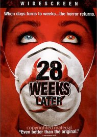 28 Weeks Later (Widescreen) Movie