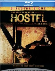 Hostel: Unrated Directors Cut Blu-ray