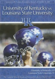 2007 Kentucky Vs. LSU Movie