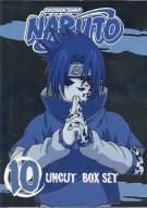 Naruto: Volume 10 - Box Set Movie
