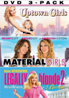 Blonde Ambition 3 Pack Movie