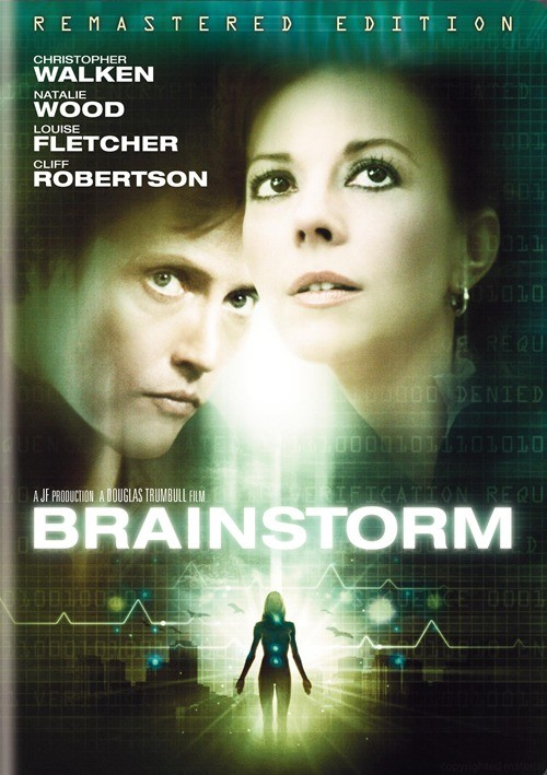 Brainstorm: Deluxe Edition Movie