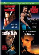 Van Damme Four Feature Film Set Movie