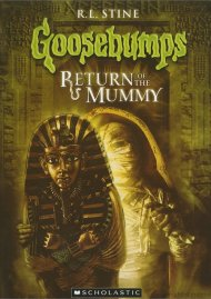 Goosebumps: Return Of The Mummy Movie