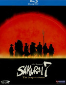 Samurai 7: The Complete Series Blu-ray