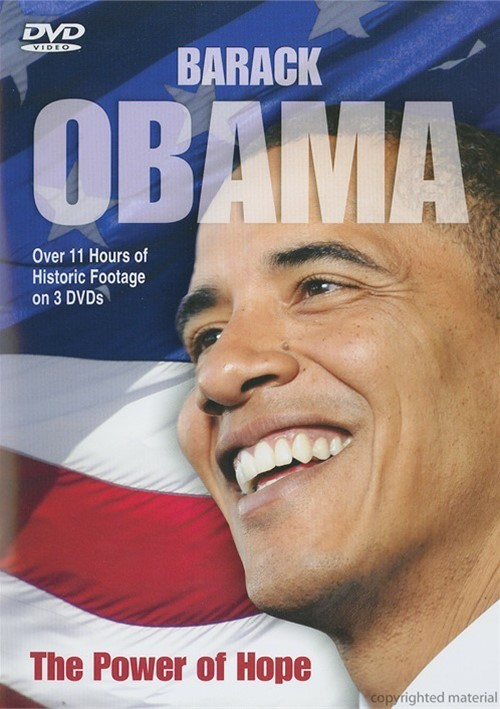 Barack Obama: The Power Of Hope Movie