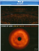 Kings Of Leon: Live At The 02 London, England Blu-ray