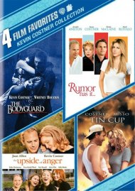 4 Film Favorites: Kevin Costner Collection Movie