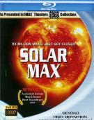 IMAX: Solar Max Blu-ray