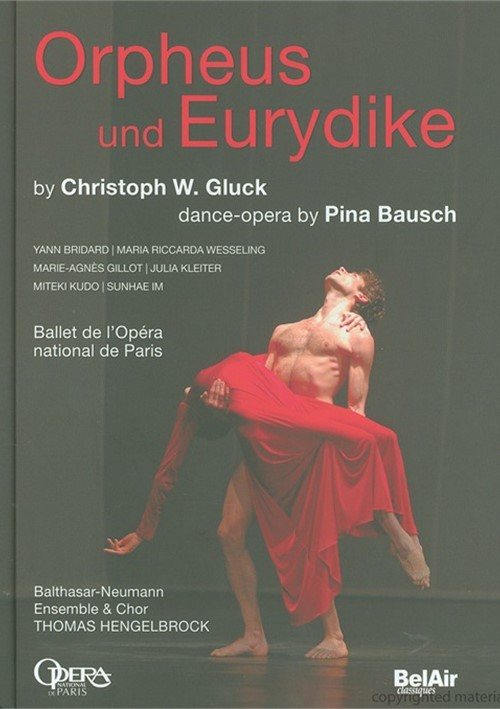 C.W. Gluck: Orpheus Und Eurydike Movie