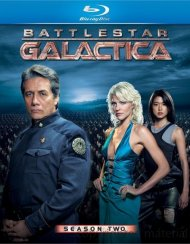 Battlestar Galactica (2004): Season 2 Blu-ray