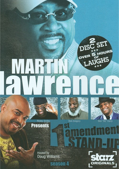 martin lawrence presents 1st amendment stand up season 4