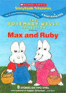 Rosemary Wells Collection Featuring Max And Rudy, The Movie