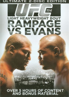 UFC 114: Rampage Vs. Evans - Ultimate 2 Disc Edition Movie