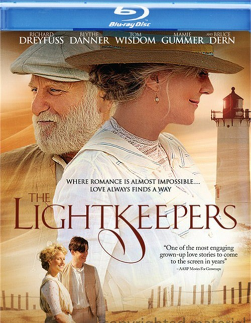 Lightkeepers, The Blu-ray