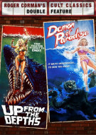 Up From The Depths / Demon Of Paradise (Double Feature) Movie