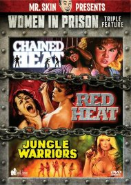 Chained Heat / Red Heat / Jungle Warriors (Women In Prison Triple Feature) Movie