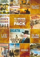 10 Features Western Movie Pack Vol. 2 Movie