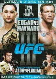UFC 136: Edgar Vs. Maynard III Movie
