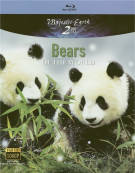 Bears Of The World Blu-ray
