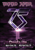 Twisted Sister: Double Live - Northstage 82 & NY Steel 01 Movie