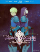 Tales Of Vesperia: The First Strike (Blu-ray + DVD Combo) Blu-ray