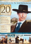 20 Film Great American Westerns: Shootouts N Showdowns Movie