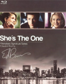 Shes The One: Filmmaker Signature Series Blu-ray