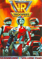 V.R. Troopers: Season One - Volume Two Movie