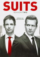 Suits: Season Two (DVD + UltraViolet) Movie