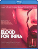 Blood For Irina (Blu-ray + DVD Combo) Blu-ray
