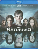 Returned, The Blu-ray