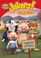 Jakers!: The Adventures Of Piggley Winks - Legends Of Raloo Movie