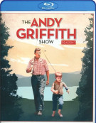 Andy Griffith Show, The: The Complete First Season Blu-ray