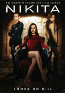 Nikita: The Complete Fourth And Final Season Movie
