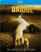 Bridge, The: The Complete First Season Blu-ray