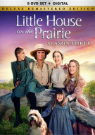 Little House On The Prairie: Season 3 (DVD + UltraViolet) Movie